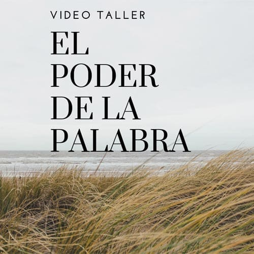 Video Taller – El poder de la palabra